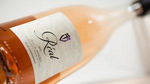 Vin rosé Biodynamique Réal